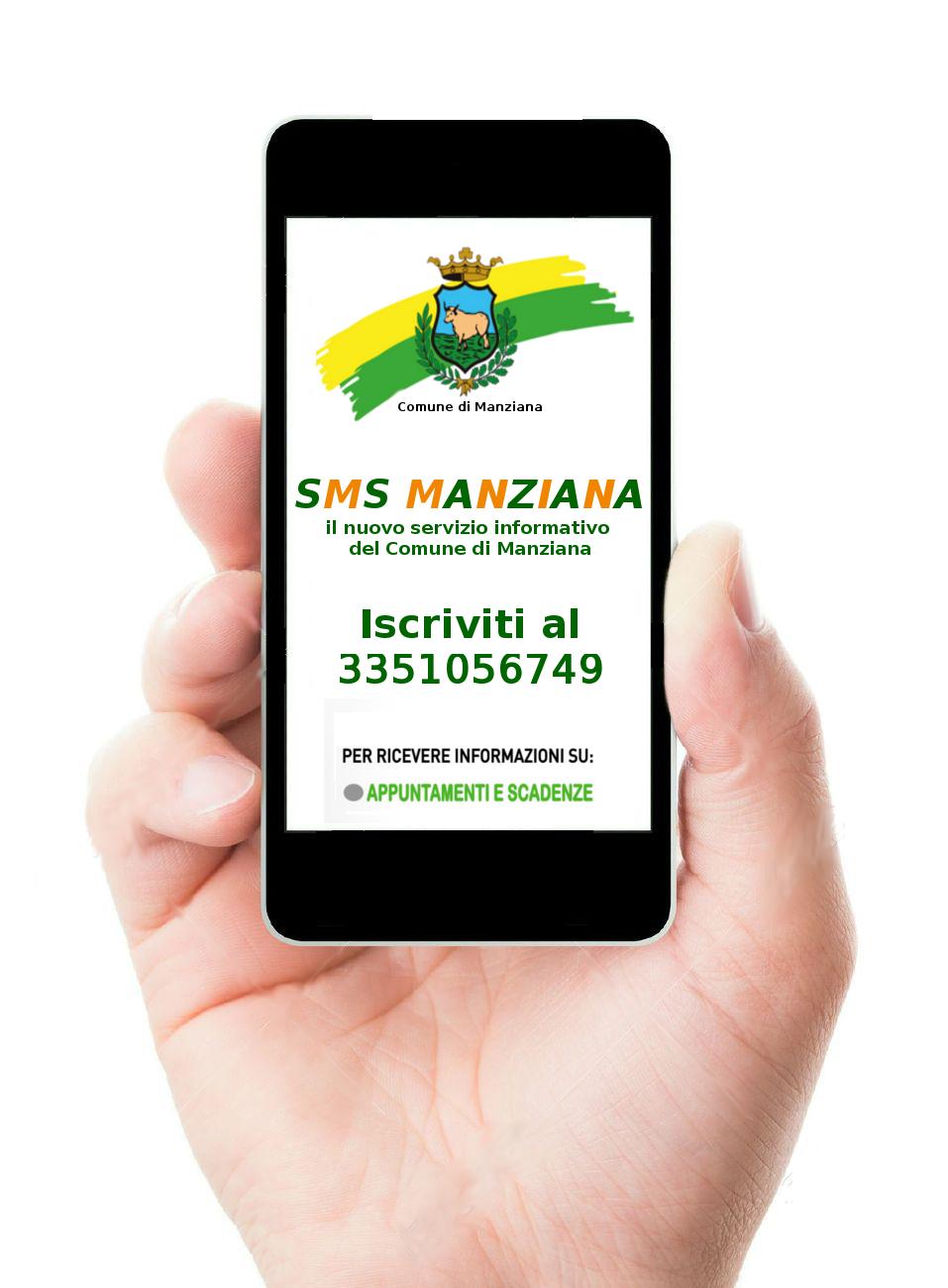 SMS MANZIANA